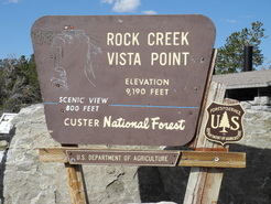 Rock Creek Vista Point